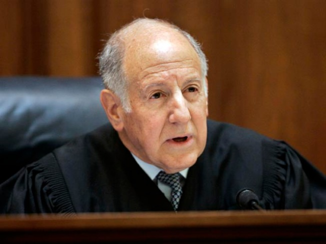 Calif. Supreme Court Chief Justice Ronald George to Retire