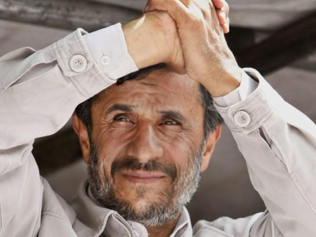 Ahmadinejad: I'll Seek Leniency for American Hikers