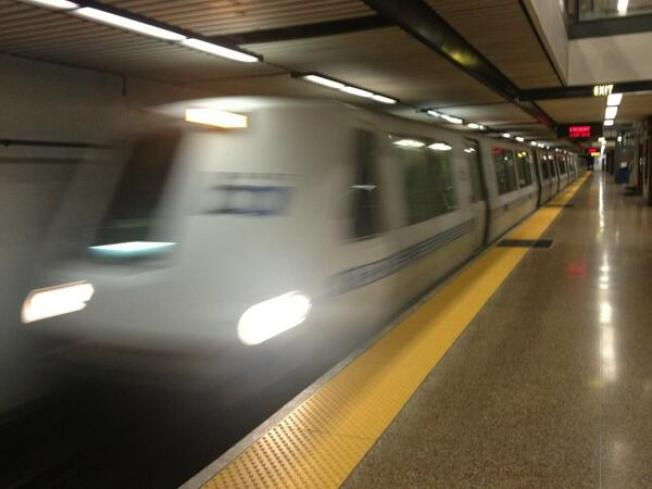 Man With Boombox Allegedly Gropes Woman on BART