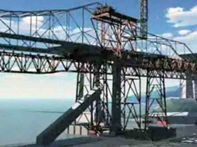 New Page of Bay Bridge History Takes Shape