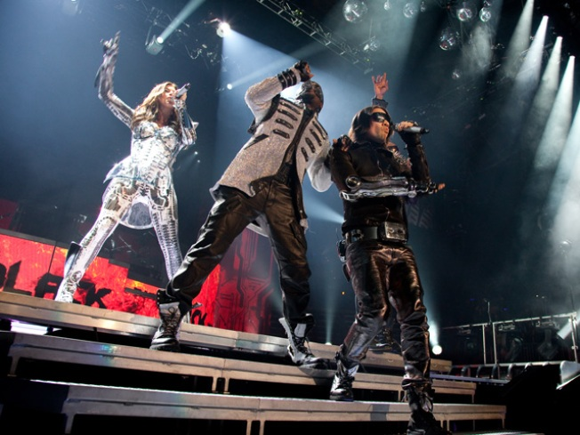 Black Eyed Peas Playing Super Bowl Halftime Because the NFL Hates You