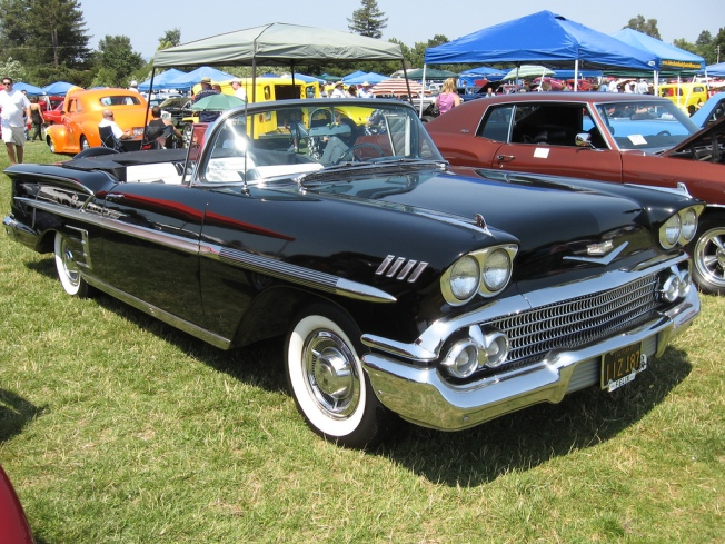 Vintage Chevys Stolen From Pebble Beach Car Auction