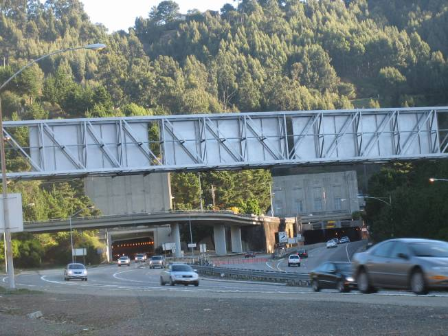 Milestone Reached in Caldecott Tunnel Project