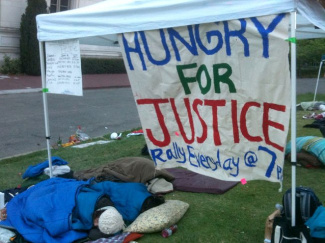 Pressure Builds as Cal Hunger Strike Reaches Day 5