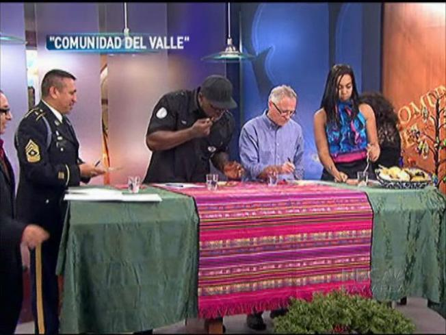 Hot Tamales Competition Heats Up