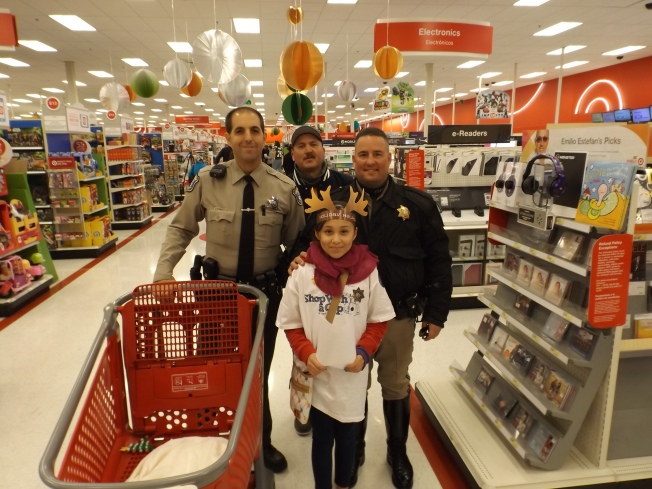 Shop With a Cop Salsa Sunday Brunch