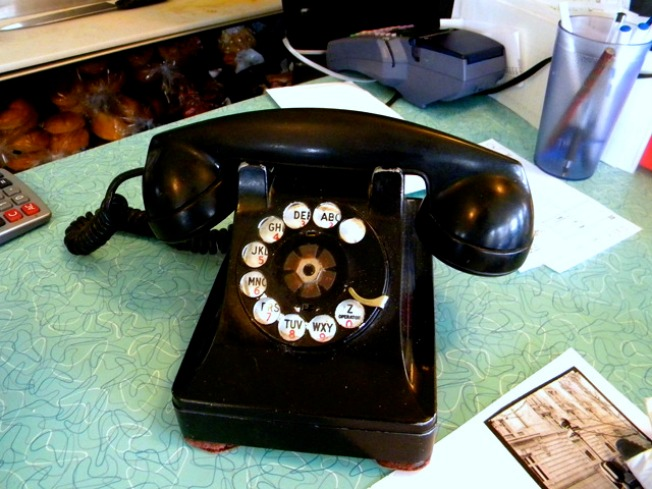 The End of the Land Line