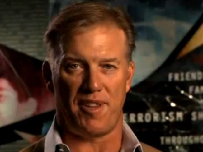 John Elway Quarterbacking Anti-Terrorism Efforts