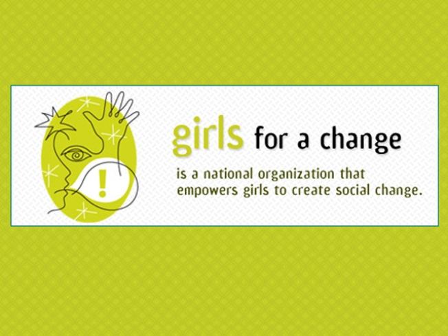 Girls For A Change Team Coach in Silicon Valley - starting August 2010