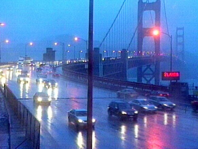 Golden Gate Bridge Carpoolers: Pay Up
