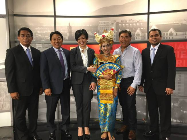 Asian Pacific America with Robert Handa, April 19