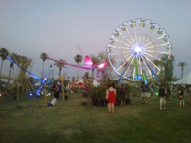 Music is King at Coachella