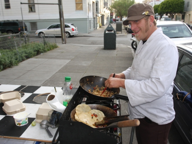 City Can't Give Out Street Food Permits Fast Enough