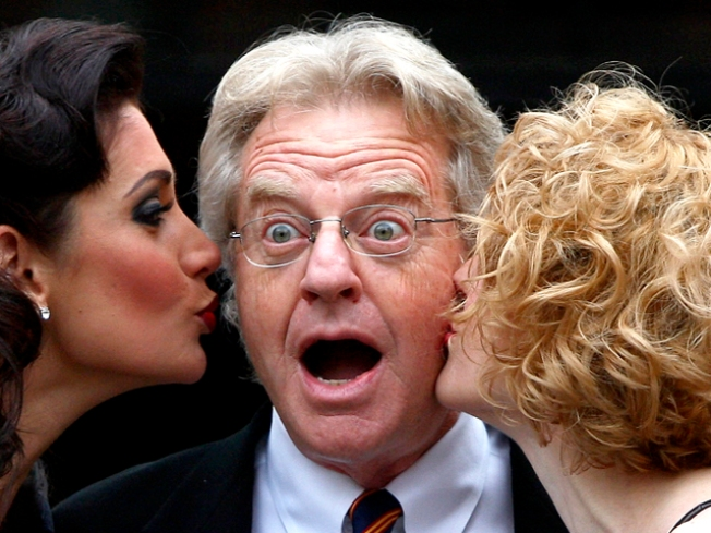 Jerry Springer Hosts New Dating Show