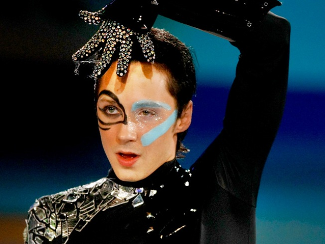 Johnny Weir's Costumes Up for Sale