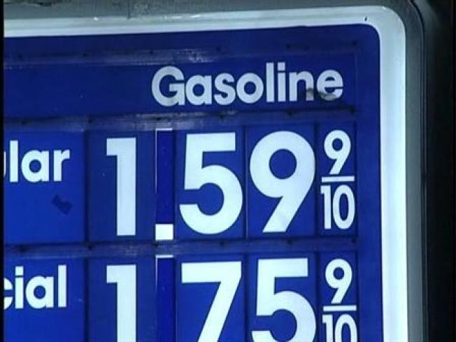 Giddy Gas Price: Down 80 Cents in Last Month
