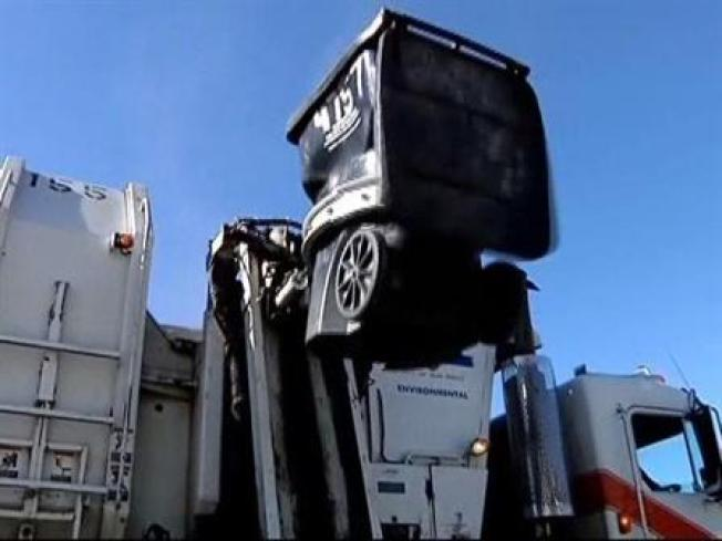 Garbage Service Returns in Fremont, Union City