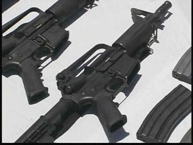 Record Amount of Weapons Seized From Richmond Home