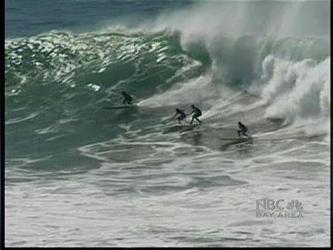 Mavericks 2012 in Jeopardy