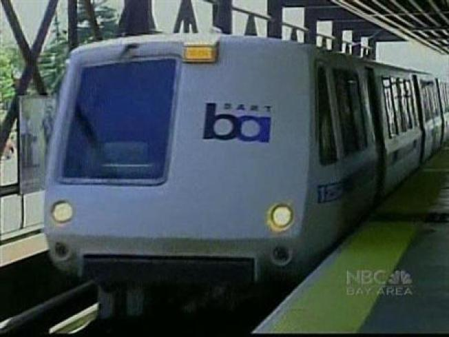 BART Driver Accused of Lewd Act