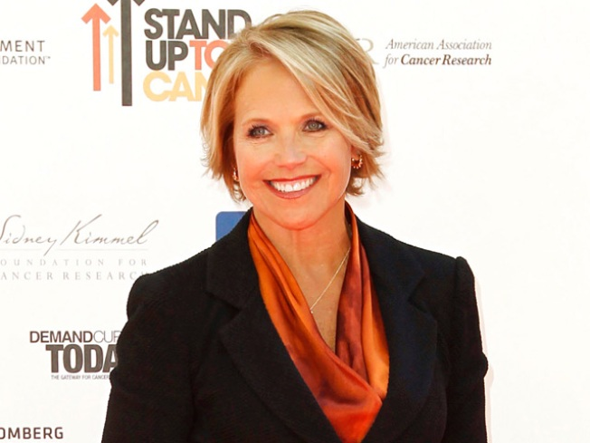 Katie Couric's Fantasy: 'Dancing With the Stars'