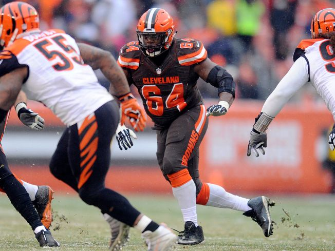 Raiders Add Jonathan Cooper to Offensive Line