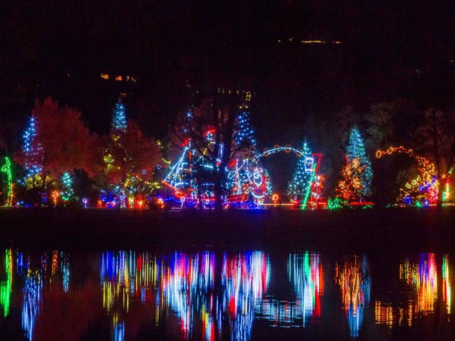 Santa Clara County Parks Fantasy of Lights