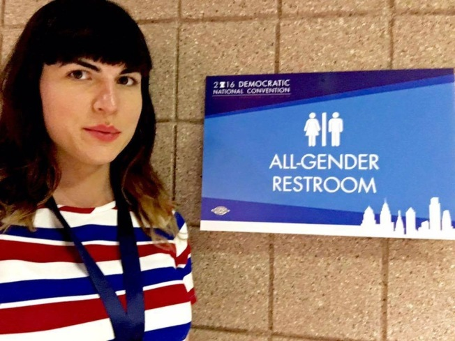 SF Transgender Delegate On Way to DNC Claims She Was Groped by TSA