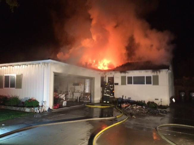 Arson Task Force Investigating Second Fire in 2 Days at Same Livermore Home