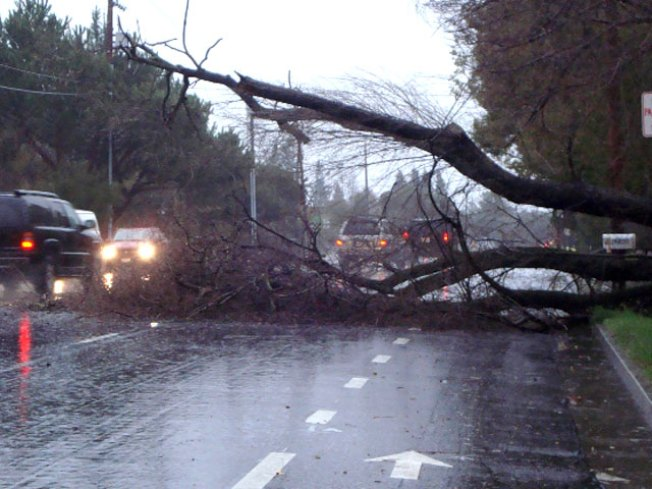 Strongest in Series of Storms Battering Bay Area