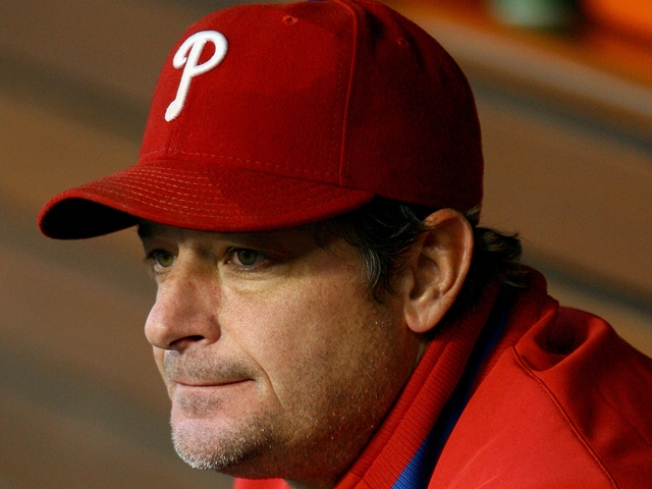 Jamie Moyer to Father Time: Who's Your Daddy?