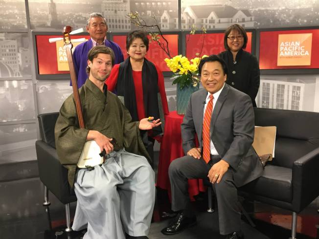 Asian Pacific America with Robert Handa, April 12
