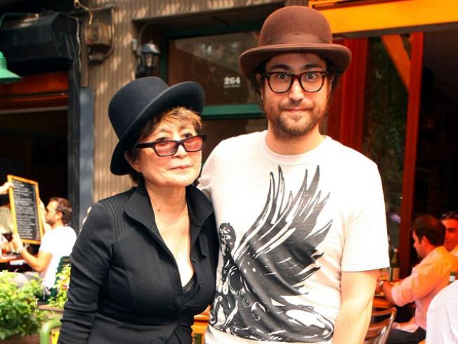 2/23: Oh Yoko!