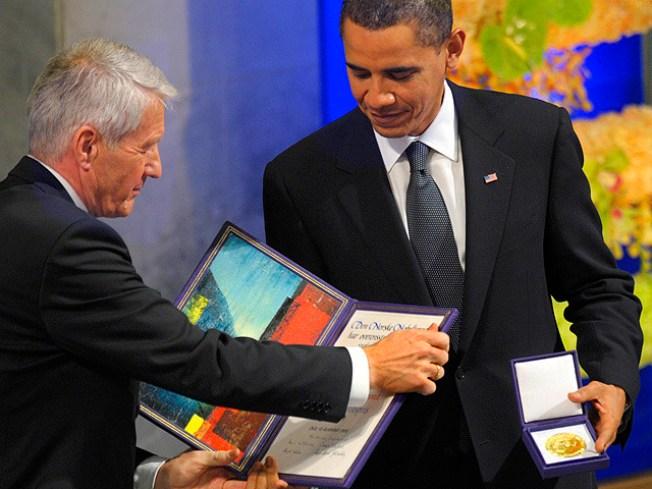 "Obama's ""Just War"" Speech Warms Conservative Hearts"