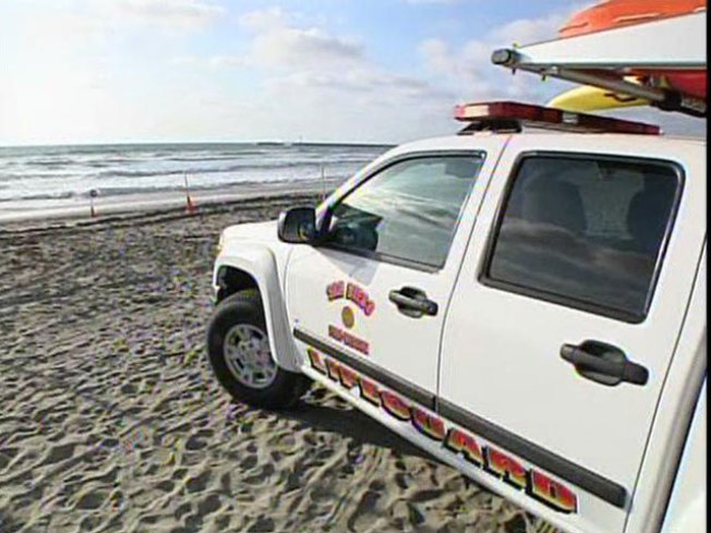 Rip Tide Sweeps Girl Into Ocean in SF