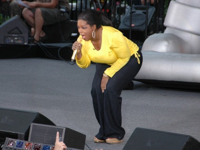 Soap Oprah: Winfrey's TV Future a Cliffhanger