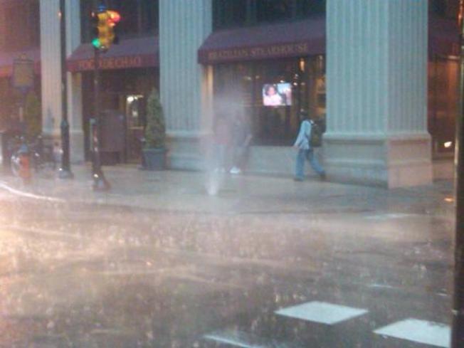 Rain Next Week Could Turn Marin Creeks Toxic