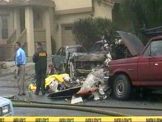 Family of Tesla Plane Crash Victim Sues Dead Pilot's Estate