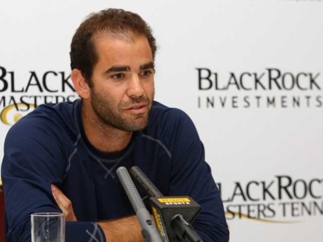 Pete Sampras Loses Most of His Tennis Trophies in a Robbery