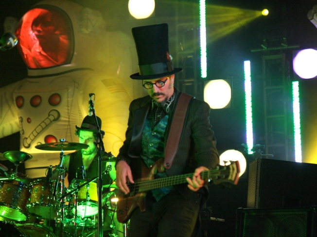Primus Sets Up a 2 Day New Year's Bash in Oakland