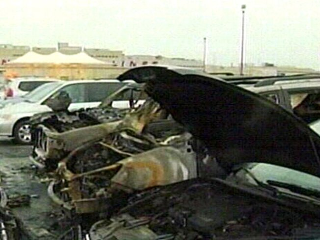 Torched Car Mystery at SFO