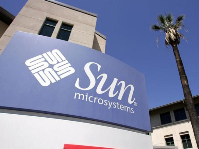 Santa Clara's Sun Microsystems Axes One in Five Workers