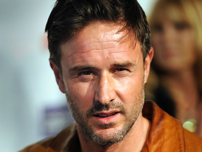 "David Arquette: Courteney Cox ""Pissed"" Over Stern Interview"