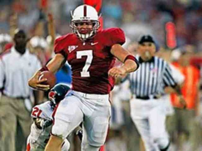 Stanford Star in Heisman Red Zone