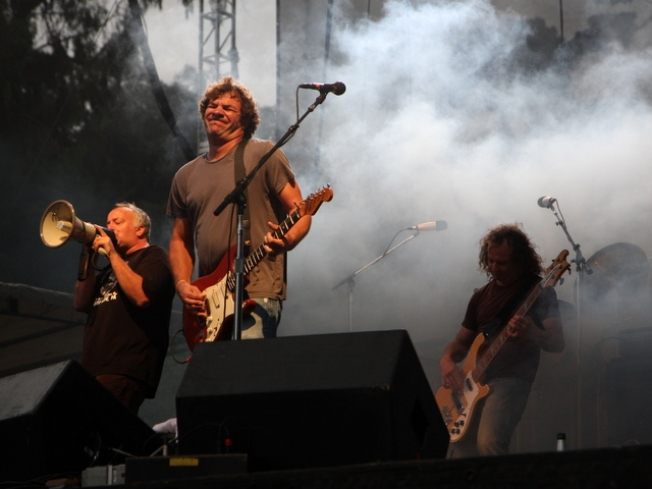 Ween Celebrates Birthday in San Francisco