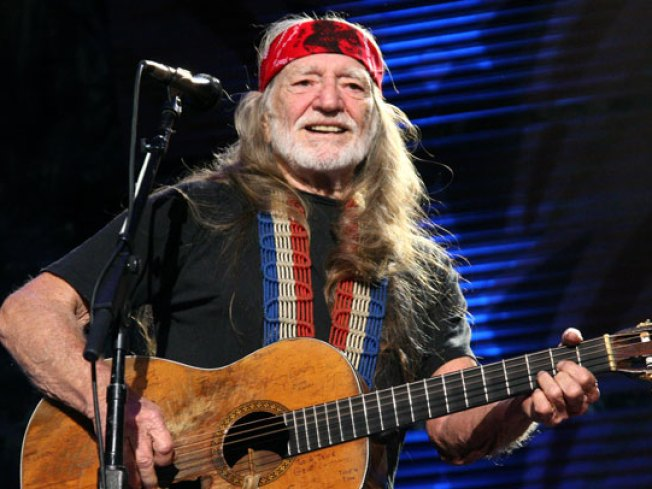 Willie Nelson Arrested for Marijuana Possession