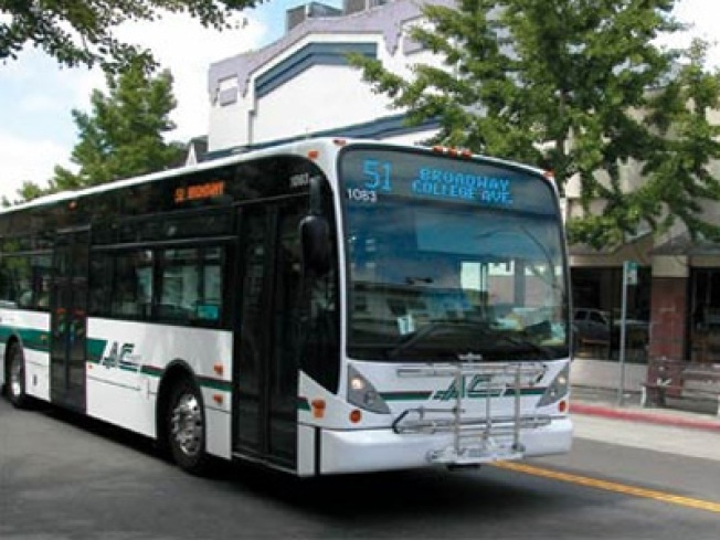 Oakland Police Investigating AC Transit Bus Shooting