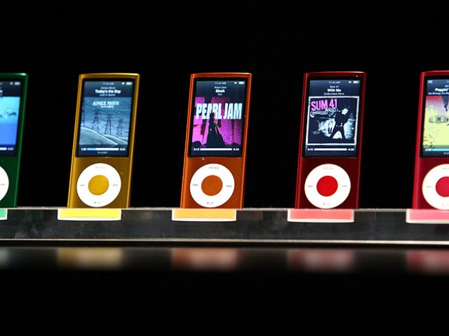 An iPod With a Million Songs?