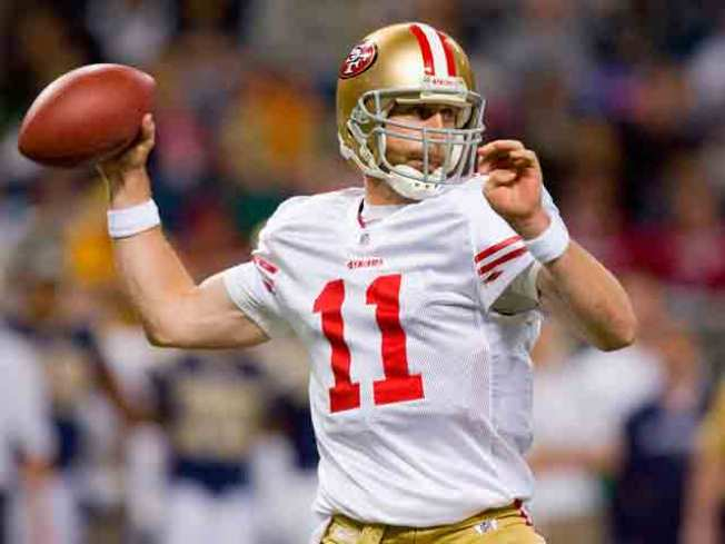 Alex Smith Ready To Lead