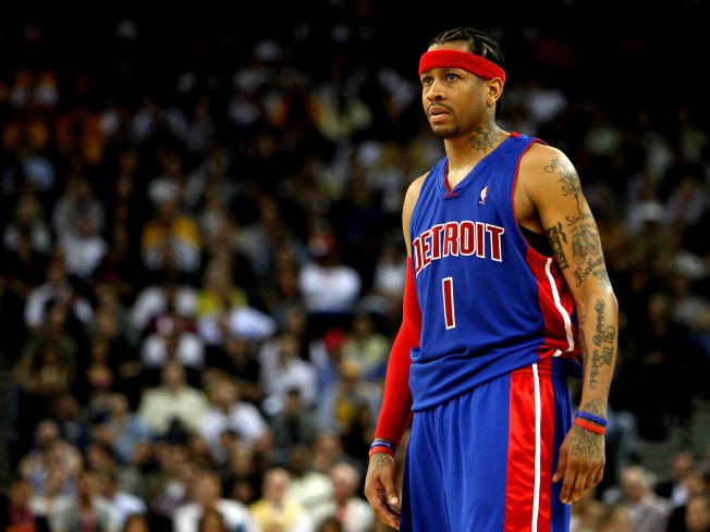 Iverson's an Answer Because Knicks Ask Desperate Questions